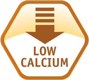 Iconen low calcium